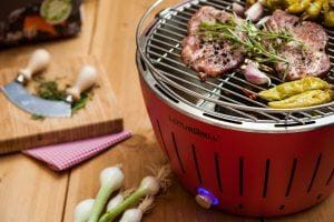 LotusGrill® Standard red